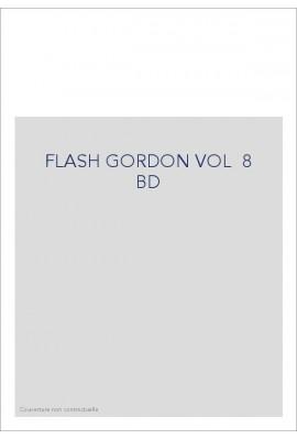 FLASH GORDON VOL  8 BD