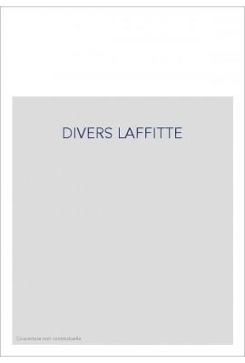 DIVERS LAFFITTE