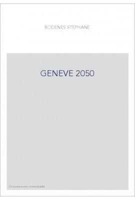 GENEVE 2050
