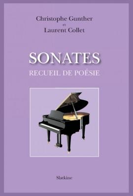 SONATES. RECUEIL DE POESIE