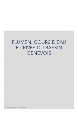 FLUMEN, COURS D'EAU ET RIVES DU BASSIN GENEVOIS