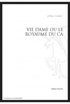 VIE D'AME OU LE ROYAUME DE CA