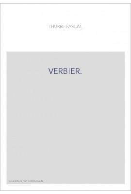 VERBIER.