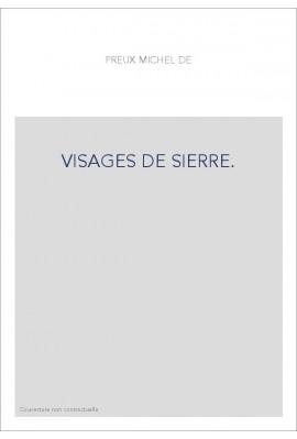 VISAGES DE SIERRE.