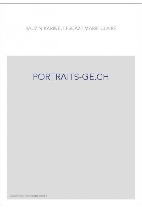 PORTRAITS-GE.CH