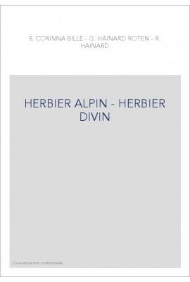 HERBIER ALPIN - HERBIER DIVIN