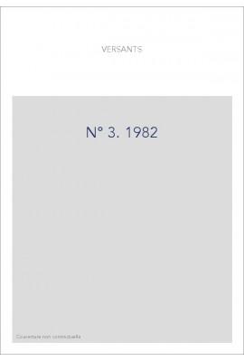 VERSANTS 3  1982