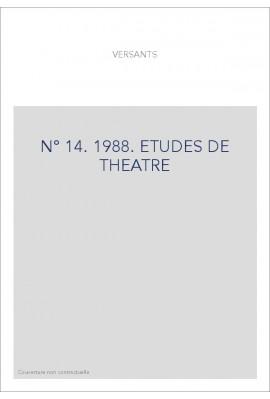 VERSANTS 14 1988