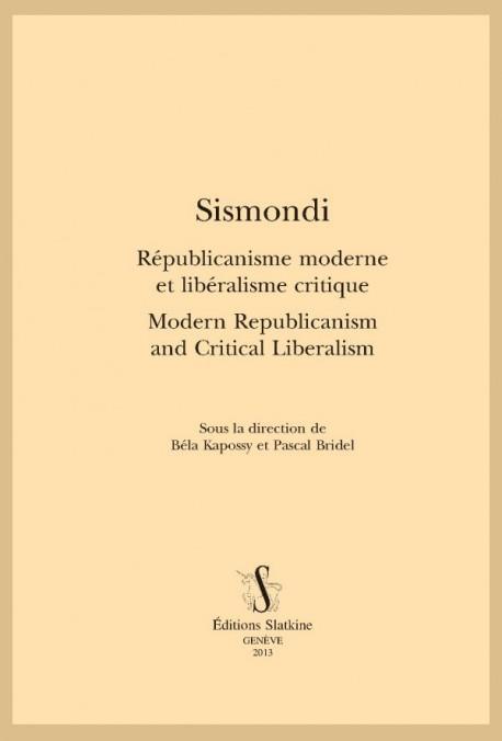 SISMONDI