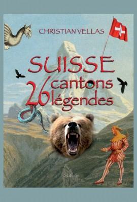 SUISSE. 26 CANTONS, 26 LEGENDES