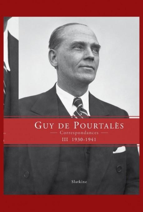 CORRESPONDANCES. TOME III: 1930-1941