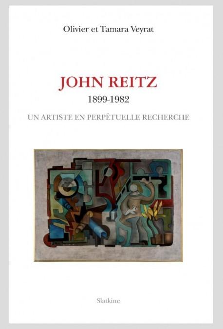 JOHN REITZ 1899-1982