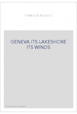 GENEVA ITS LAKESHORE ITS WINDS