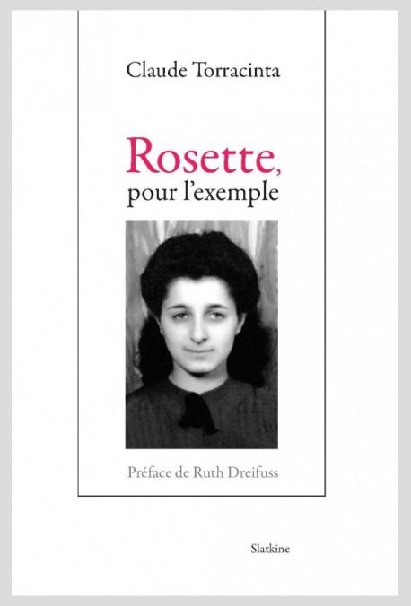 ROSETTE, POUR L EXEMPLE