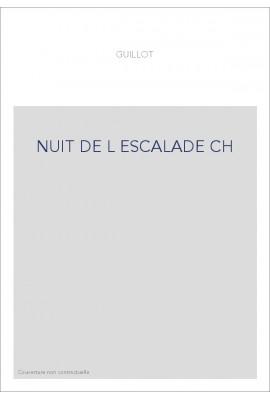 NUIT DE L ESCALADE CH