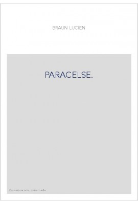 PARACELSE.