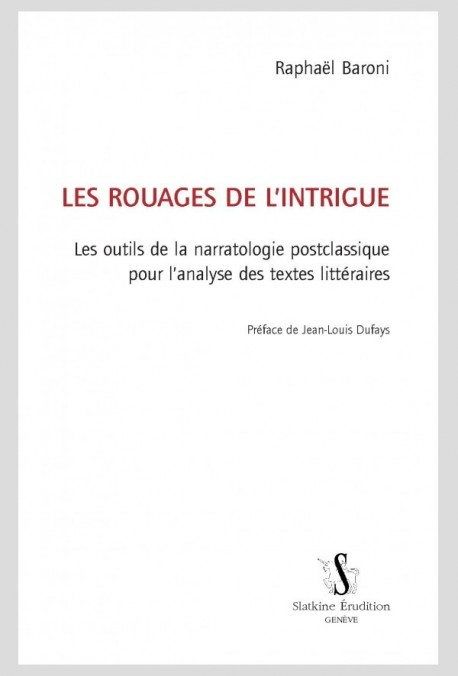 LES ROUAGES DE L'INTRIGUE