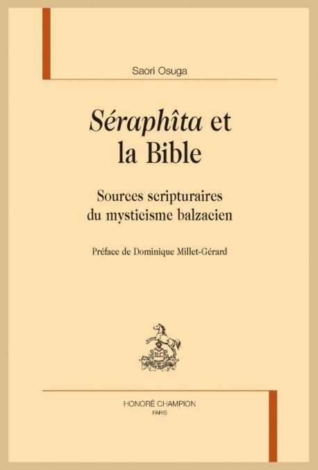 SÉRAPHÎTA ET LA BIBLE