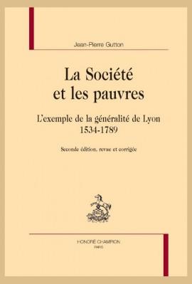 LA SOCIÉTÉ ET LES PAUVRES
