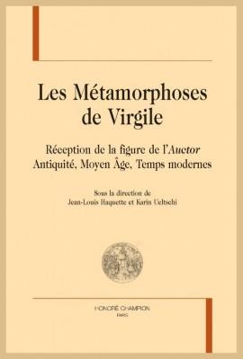 LES MÉTAMORPHOSES DE VIRGILE