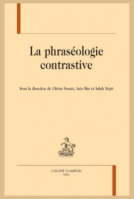 LA PHRASÉOLOGIE CONTRASTIVE