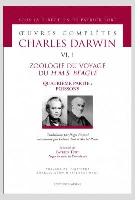 ZOOLOGIE DU VOYAGE DU H.M.S. BEAGLE. QUATRIÈME PARTIE: POISSONS