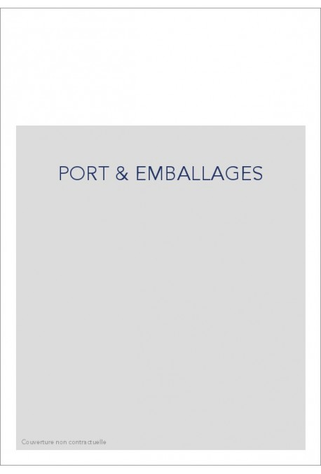 PORT & EMBALLAGES