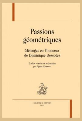 PASSIONS GÉOMETRIQUES