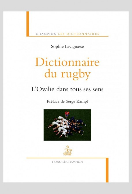 DICTIONNAIRE DU RUGBY