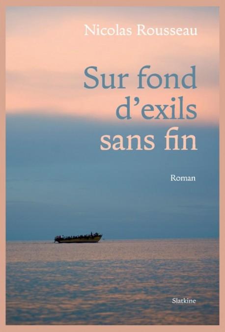 SUR FOND D'EXILS SANS FIN