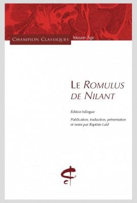 """LE """"ROMULUS DE NILANT"""""""